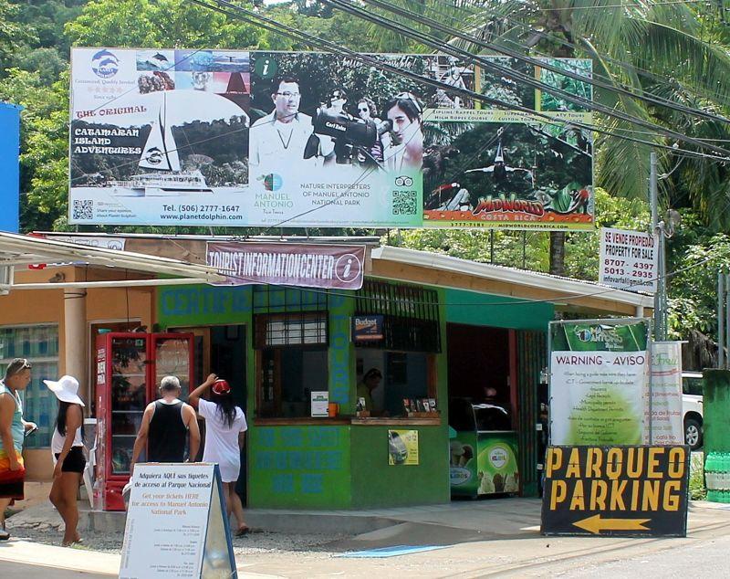 Tourist Information center