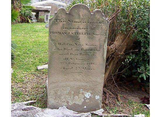Sir Richard Sharples grave