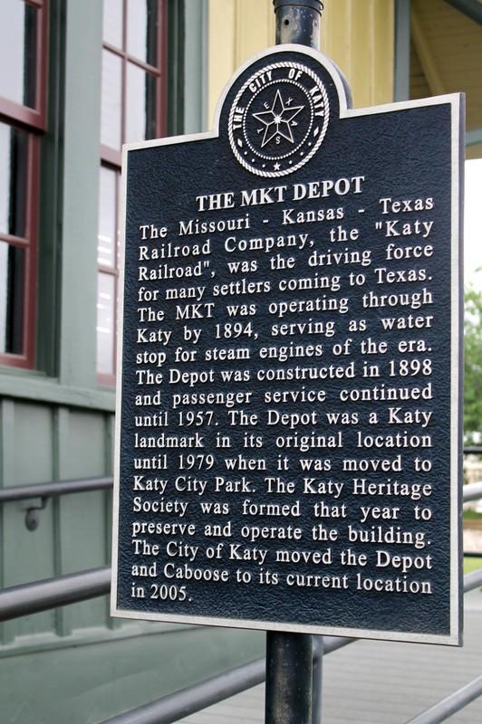 MKT Depot sign
