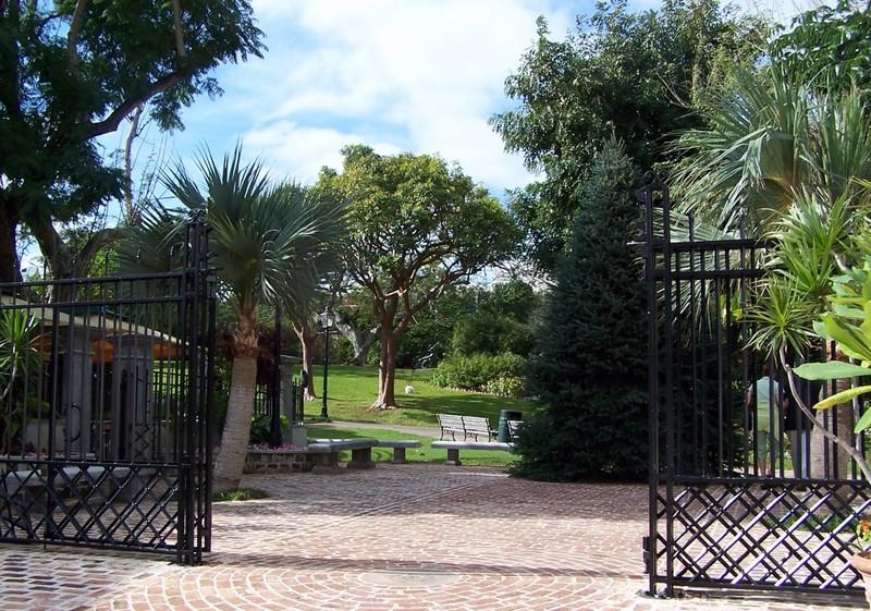 Par la Ville gardens
