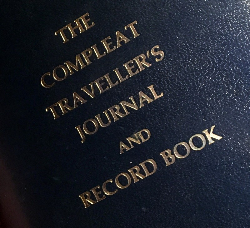 The Compleat Traveler's Journal and Record Book
