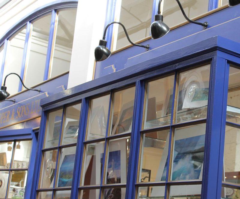 A S Cooper storefront - Sandys Parish