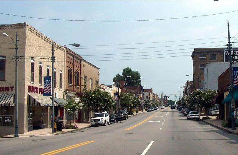 Garnett Street