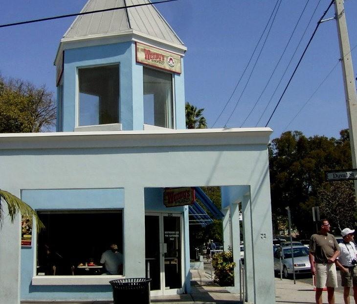 Wendy's in Key West