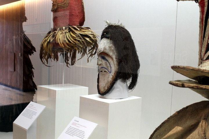 Aboriginal Masks