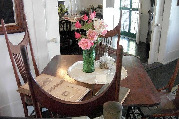 Hall table
