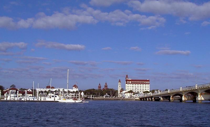 Municipal Marina- St Augustine