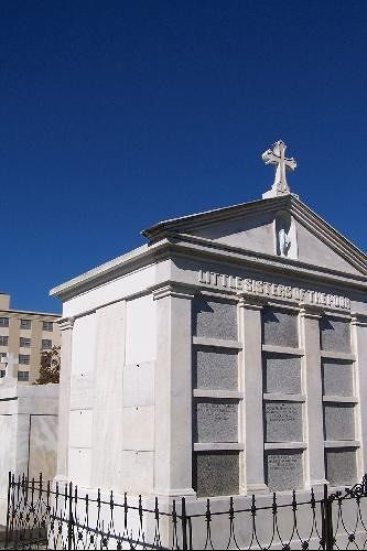 Tomb for Little Sisters of the Poor