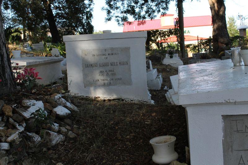 Nisky Moravian Cemetery