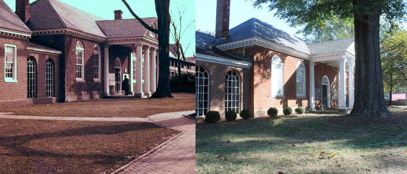 Comparison 1962 and 2016