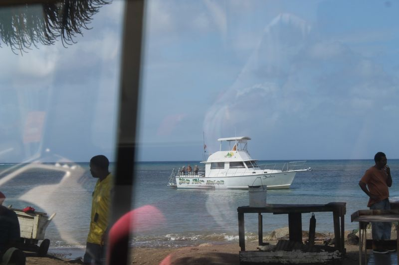 sports fish boat