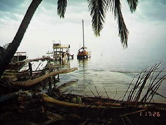 Scenes along the shore