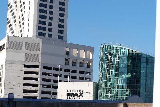 IMAX and Aquarium from Mississippi