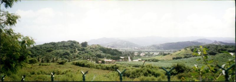 Panoramic photo 1996