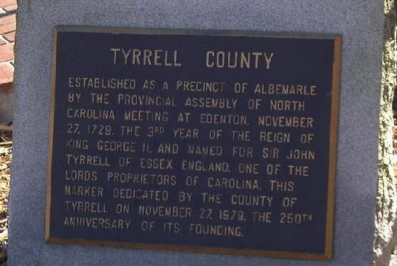 Courthouse plaque