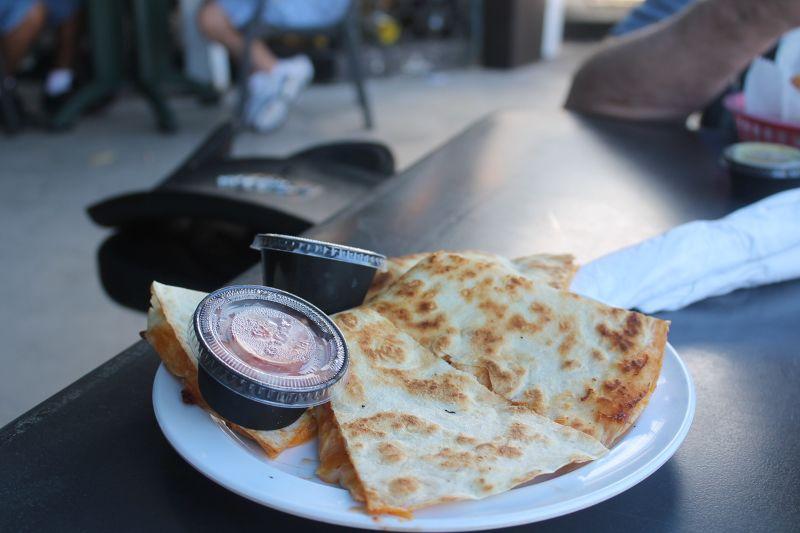Cheese quesdillas
