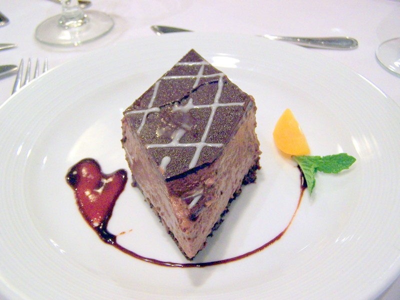 Chocolate Marquise