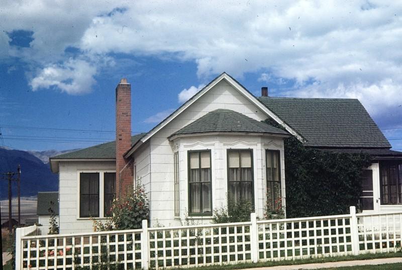 Miss Kettle's house in Westcliffe