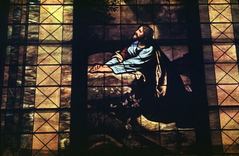 Westcliffe Lutheran Church window