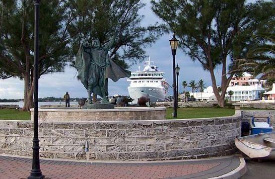 2. Ordnance Island