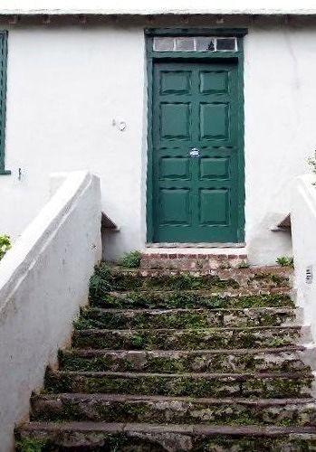 Historic Society Stairway
