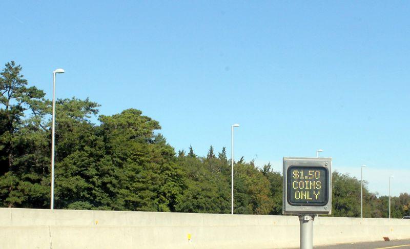 Garden State toll