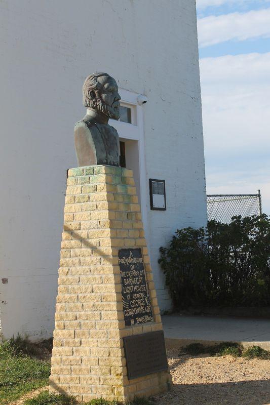George Meade bust