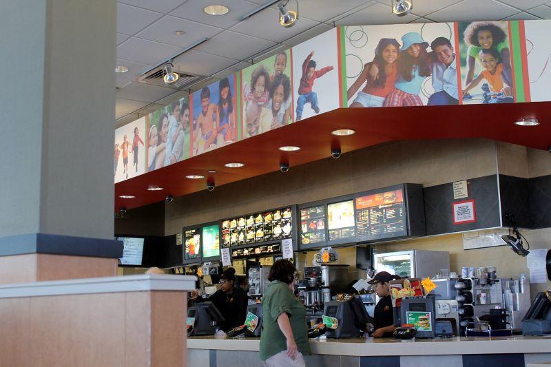 Atlantic City McDonalds