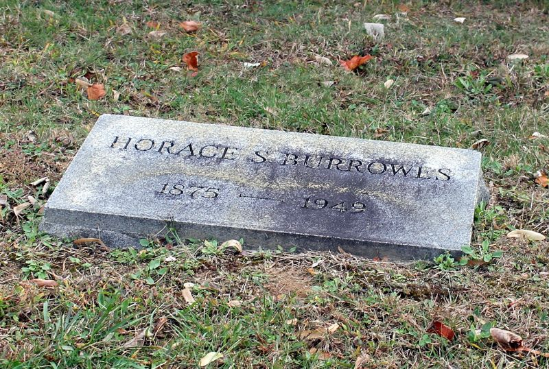 Horace - Uncle Herb's father
