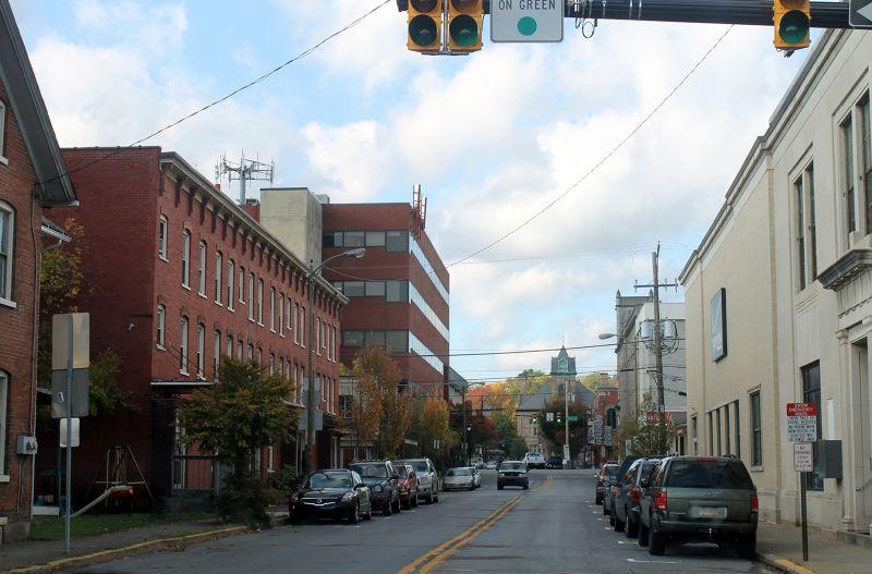 Stroudsburg streets - Stroudsburg