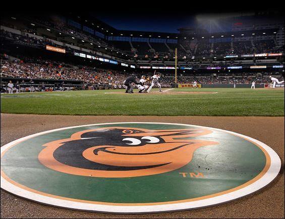Oriole logo - Baltimore