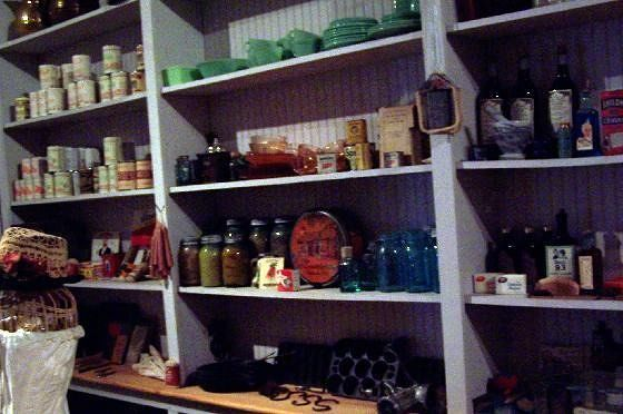 Shelves of the General Store