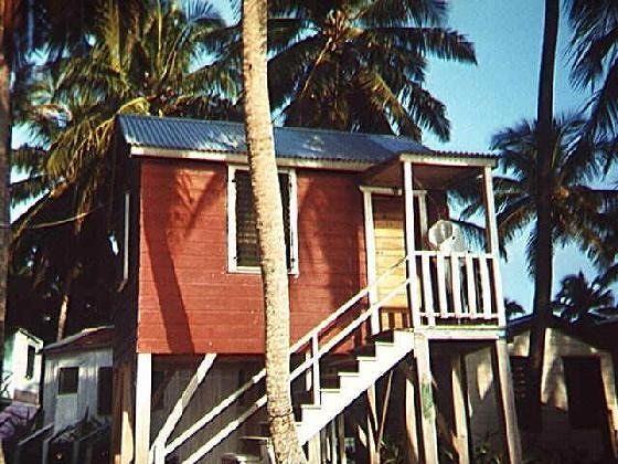 Our starting point - Ignacio's Hut #14