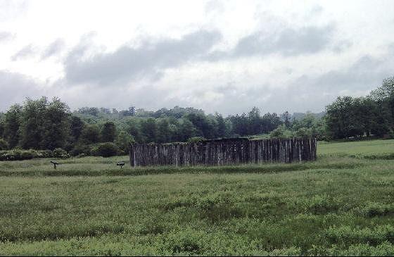 Ft. Necessity stockade