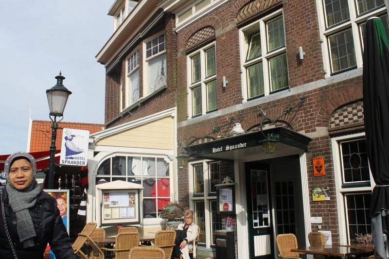 The Hotel meeting place - Volendam