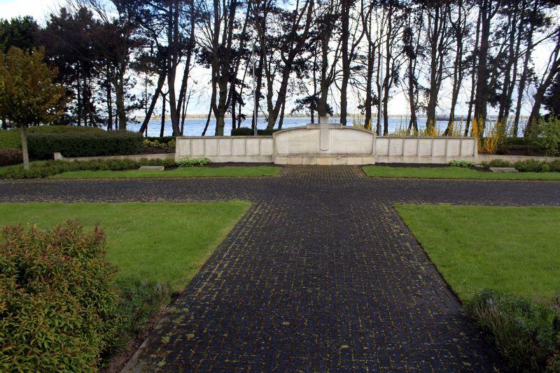 Belgian War Cemetery 1940