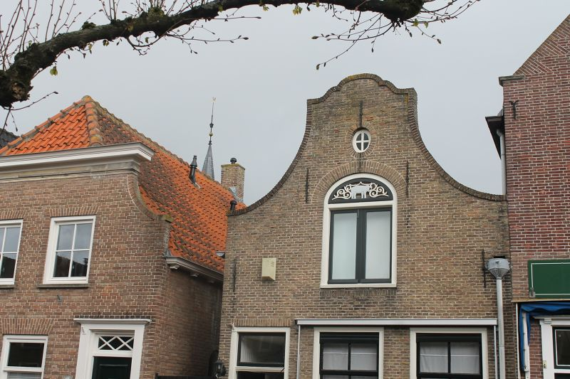 Pretty old building - Willemstad
