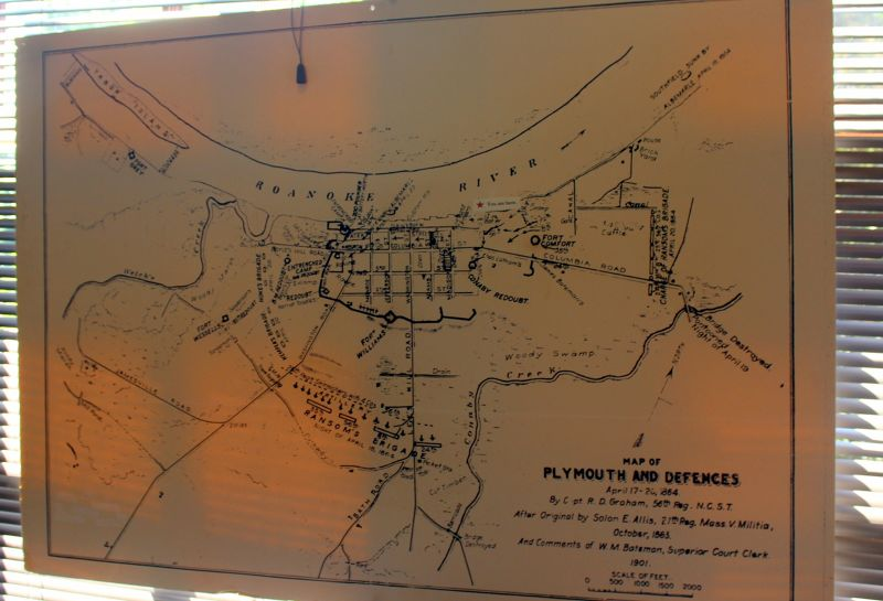 Plymouth and defenses