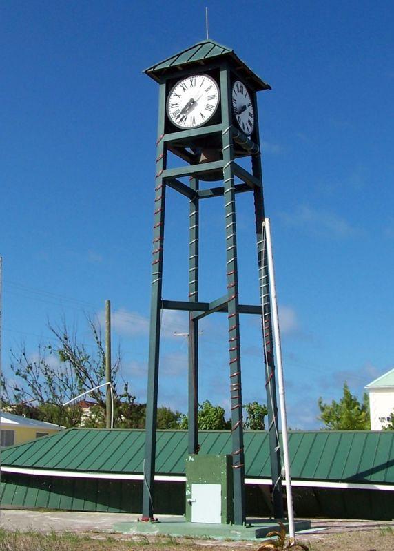 Signature Clock Tower