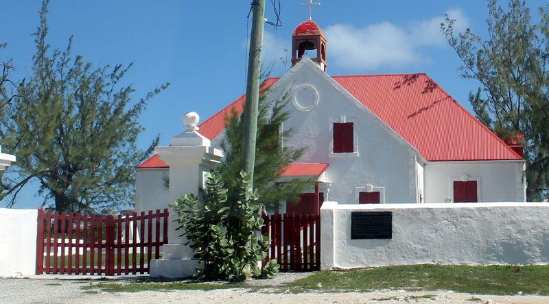 St Thomas Anglican Church - Grand Turk