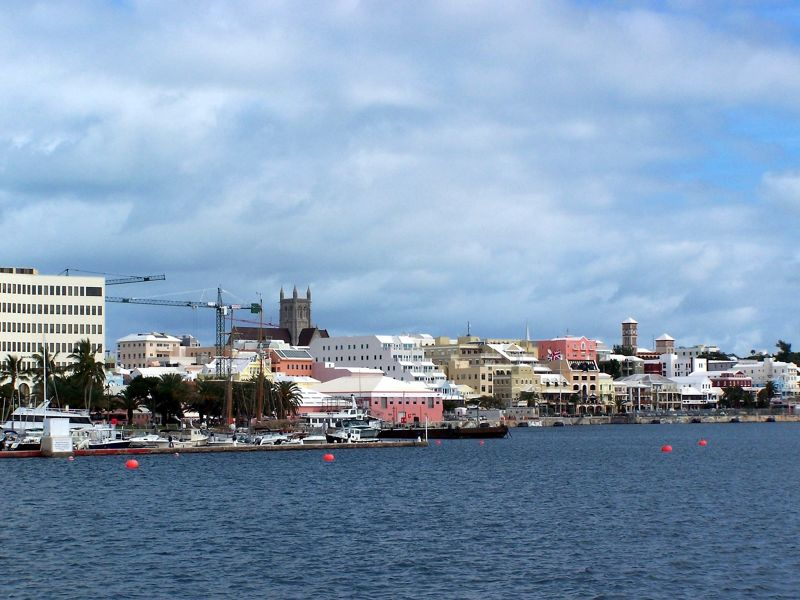 2. Albouy's Point and Royal Bermuda Yacht Club