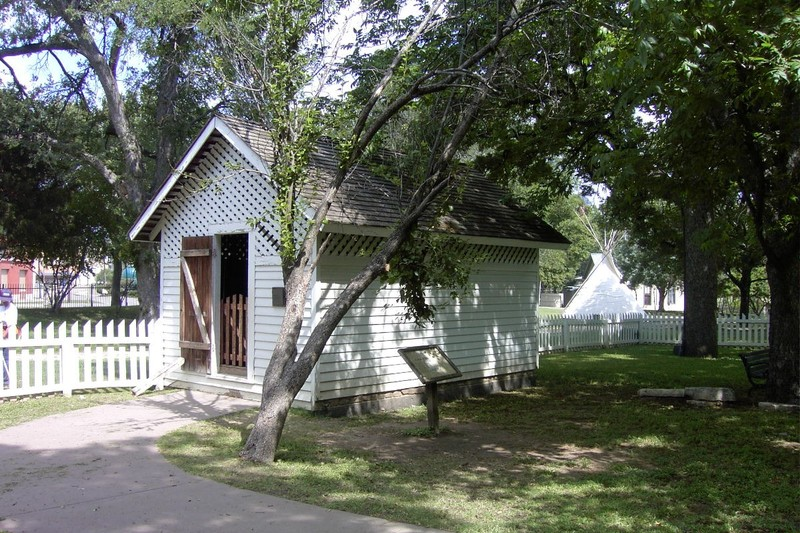 Cellar House 1875