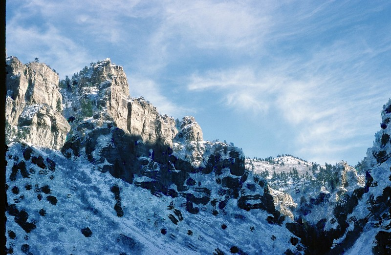 Top of cliffs