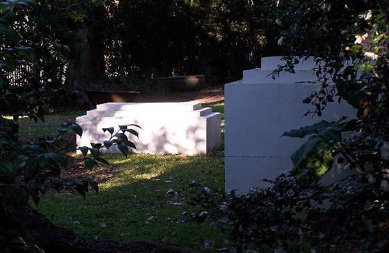 Graves at Shadows on the Teche in New Iberia