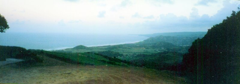 View from Cherry Tree Hill