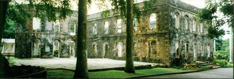 Farley Hill House