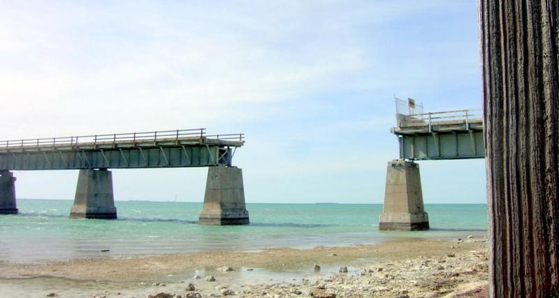 Missing drawbridge