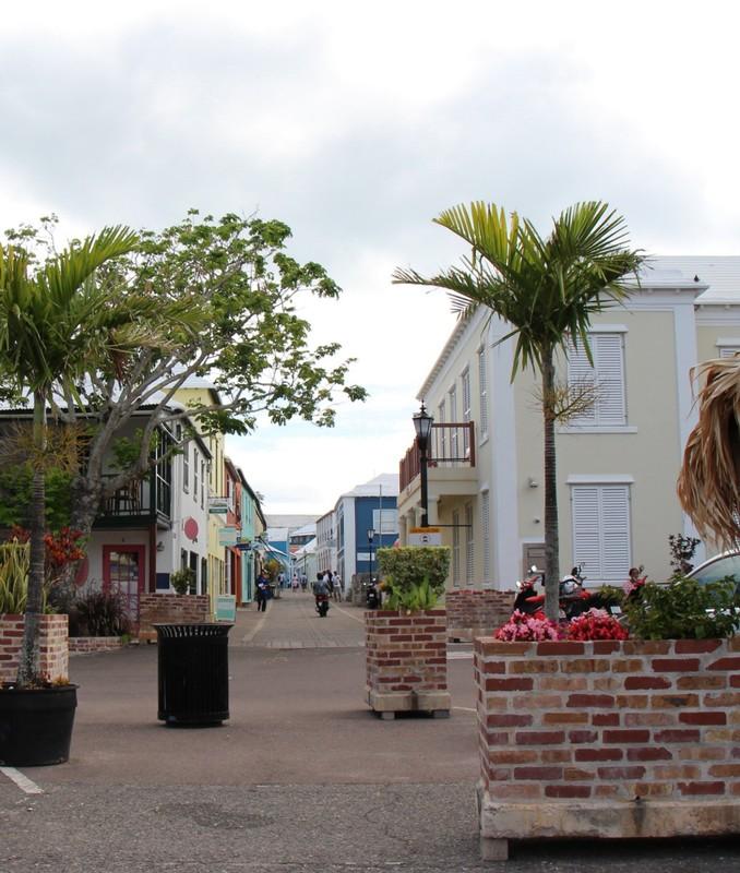 Street in St. George