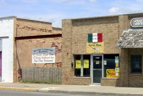 Possibly a Mexican restaurant