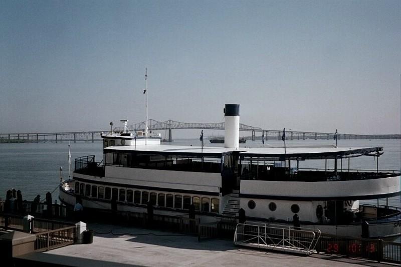 Sumter ferry